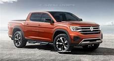 2022 Volkswagen Amarok Envisaging A Ford Ranger Based