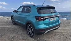 Notre Essai Du Volkswagen T Cross Le Dernier Rejeton