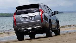 Mitsubishi Pajero Sport Holds No Truck With SUVs That Can