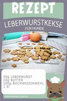Rezept Leberwurstkekse F 252 R Hunde Rezept Hundekekse