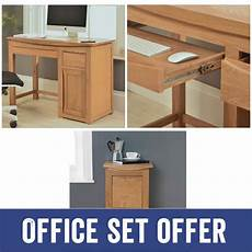 home office furniture packages crescent oak home office furniture small desk 2 drawer