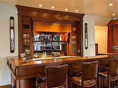 Bars In Living Rooms