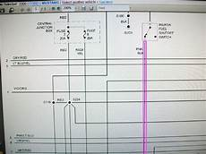 2004 mustang fuel wiring diagram where is the fuel relay mustangforums
