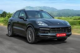 2018 Porsche Cayenne Turbo Review Test Drive  Autocar India