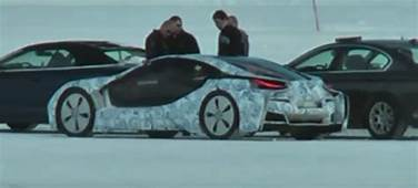 First Video Of BMW I8 Hybrid Sports Car  WordlessTech