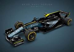 This Is What An Aston Martin F1 Factory Team Could Look