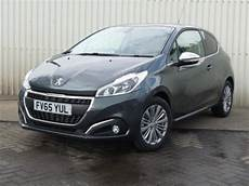 2016 65 Peugeot 208 1 2 Puretech 3dr Demo In Shark