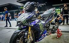Modifikasi Mx King 2019 by Yamaha Mx King 2019 Versi Energy Nongol Di