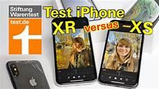 test apple iphone xr besser als das iphone xs
