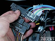1998 Chevy Truck Wiring Harnes by 1973 1978 Chevy C10 S Tilt Steering Column Install