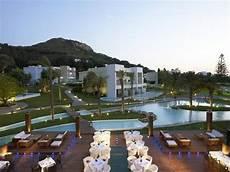 das 5 sterne hotel rodos palace ist an der westk 252 ste der