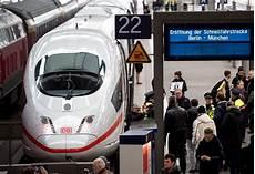 spiegel shop berlin deutsche bahn passagierrekord auf strecke berlin