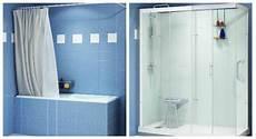 solutions pour remplacer sa baignoire par une