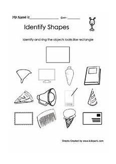shapes objects worksheet 1222 large view cut and glue activity classroom decoration shapes worksheets shapes
