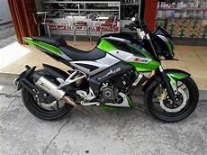 Modifikasi Motor Pulsar by Kumpulan Foto Modifikasi Motor Kawasaki Bajaj Pulsar 200ns