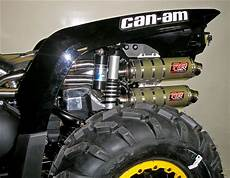 can am renegade outlander 1000 racing system 12 13