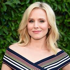 kristen bell kristen bell did beach yoga with her family and