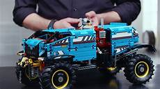 lego technic 42070 lego technic 42070 6x6 all terrain tow truck designer