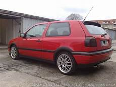 Vw Golf 3 Gti Quot 20 Jahre Edition Quot Jubi Ab In Den Winterschlaf