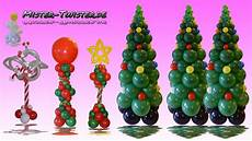 balloon tree column decoration ballon