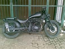 Modifikasi Motor Honda by 6 Gaya Vintage Modifikasi Motor Honda Cb Variasi Motor