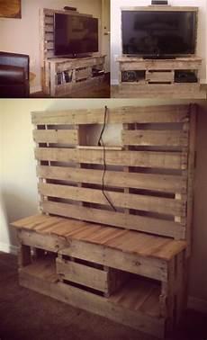 tuto meuble en palette de bois