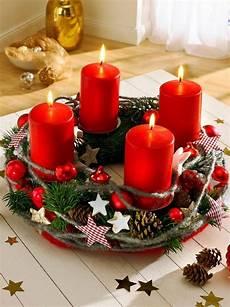 Adventskranz Bedeutung 4 Kerzen - 40 adventskranz ideen und die geschichte des