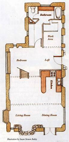hobbit house floor plans gary s hobbit house tinyhousedesign
