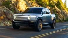 la auto show rivian unveiling electric truck