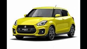 New Suzuki Swift Sport Concept 2018  2019 Review Photos