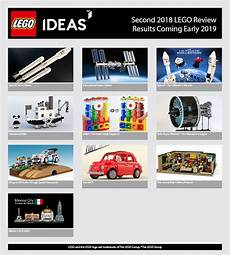 lego ideas lego ideas 2018 review results