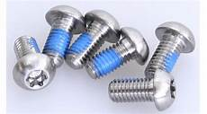schrauben günstig kaufen torx titan schrauben f 252 r bremsscheibe 6 stk g 252 nstig