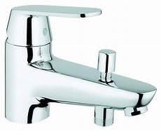 grohe eurosmart cosmopolitan half inch single lever bath