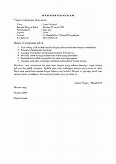 16 contoh surat pernyataan penyesalan kerja bebas