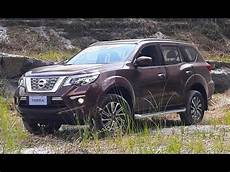 2019 nissan terra 2019 nissan terra ready to fight toyota fortuner