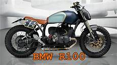 bmw r100 cafe racer bmw r100 cafe racer
