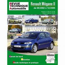 Revue Technique Megane Rta Site Officiel Etai