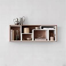 etagere legno etag 232 re legno beau cadre en placage bois avec 6 bo 238 tes