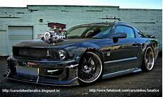 Ford Mustang Getunt - car bike fanatics tuned ford mustang shelby