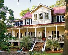 southern living low country house plans sl vintage low country plan exterior front porch house