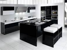 cuisine blanc et noir 85055 cuisines design nos mod 232 les pr 233 f 233 r 233 s d 233 coration