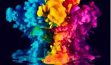 iphone x vibrant wallpaper wallpaper colorful ink smoke vibrant 4k photography