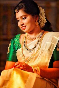 kerala bride in simple traditional traditional kerala wedding hindu bride kerala
