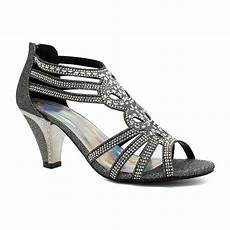 kitten heel wedding shoes uk new womens diamante low kitten heel sandals bridal