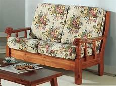 divanetti antichi tirolo divano canap 233 rustique en bois avec coussins