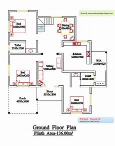 house plan kerala style kerala style floor plan and elevation 6 kerala home