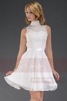robe de cocktail blanche chic ref c095 robe de cocktail