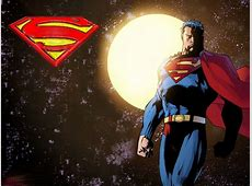 Superman desktop wallpaper ~ Superhero