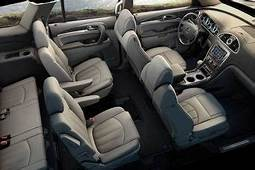 2014 Buick Enclave Review  Top Speed