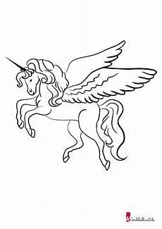 Unicorn Malvorlagen Kostenlos Herunterladen Diese Einhorn Bastelvorlage Und Weitere Kostenlose